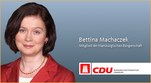 Bettina Machaczek MdHB